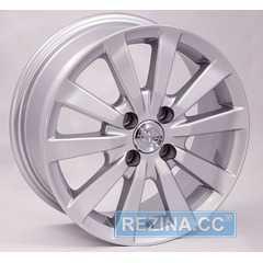 Купить REPLICA TOYOTA BK104 S R15 W6.5 PCD4x100 ET40 DIA54.1