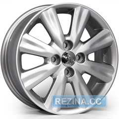 Купить REPLICA TOYOTA M226 S R15 W5.5 PCD4x100 ET45 DIA54.1