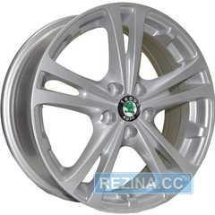 Купить REPLICA SEAT Z616 S R15 W6 PCD5x100 ET43 DIA57.1
