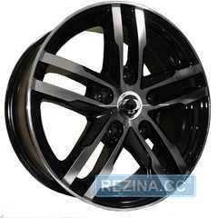 Купить REPLICA SSANG YONG Z456 BMF R16 W6.5 PCD5x130 ET43 DIA84.1