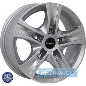 Купить REPLICA RENAULT Z1108 S R16 W6.5 PCD5x130 ET55 DIA89.1