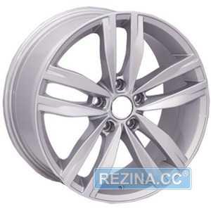 Купить REPLICA SKODA 5037 S R17 W7.5 PCD5x112 ET45 DIA57.1