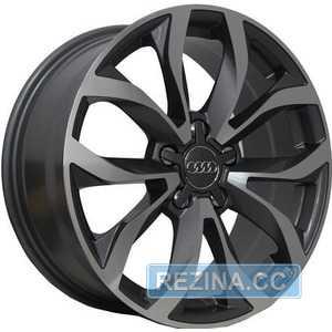 Купить REPLICA AUDI Z459 DGMF R16 W6.5 PCD5x112 ET40 DIA66.6