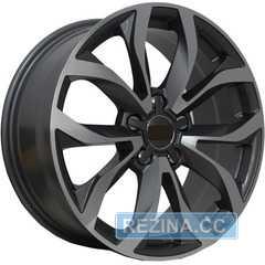 Купить REPLICA MERCEDES Z459 DGMF R16 W6.5 PCD5x112 ET40 DIA66.6