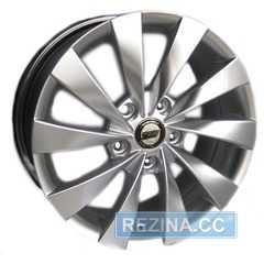 Купить REPLICA MITSUBISHI Z811 HS R16 W7 PCD5x114.3 ET45 DIA67.1