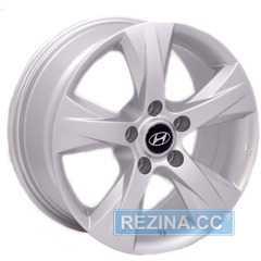 Купить REPLICA KIA BK668 S R16 W7 PCD5x114.3 ET40 DIA67.1