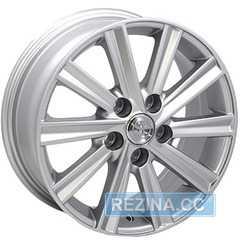 Купить REPLICA TOYOTA BK519 S R16 W6.5 PCD5x114.3 ET35 DIA60.1