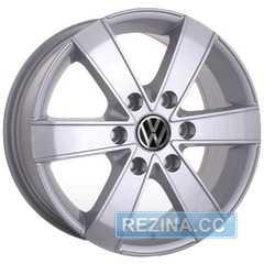 Купить REPLICA VOLKSWAGEN BK474 S R16 W7 PCD6x130 ET60 DIA84.1