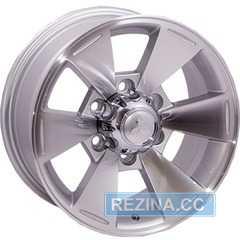 Купить REPLICA MITSUBISHI BK238 SP R16 W7 PCD6x139.7 ET10 DIA110.5