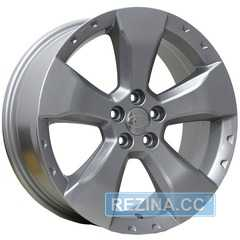 Купить REPLICA MG Z635 S R17 W7 PCD5x100 ET48 DIA56.1