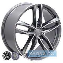 Купить REPLICA AUDI BK690 GP R17 W7.5 PCD5x112 ET42 DIA66.6