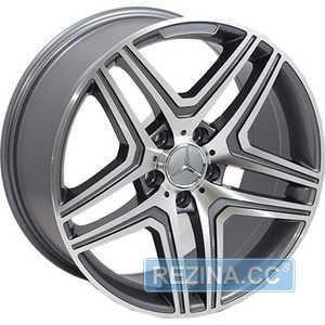 Купить REPLICA MERCEDES BK206 GP R17 W8 PCD5x112 ET35 DIA66.6