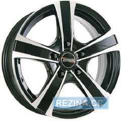 Купить TECHLINE 619 BDm R16 W6.5 PCD5x114.3 ET46 HUB67.1