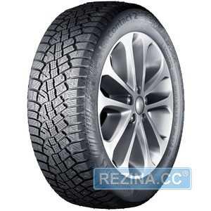 Купить Зимняя шина CONTINENTAL ContiIceContact 2 205/45R17 88T (шип)