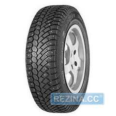 Купить Зимняя шина CONTINENTAL ContiIceContact 215/55R16 97T (Под шип)