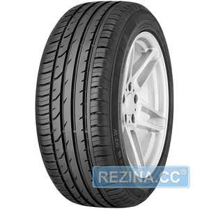 Купить Летняя шина CONTINENTAL ContiPremiumContact 2 245/55R17 102W