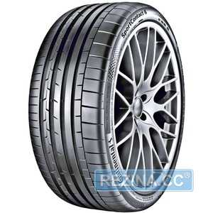 Купить Летняя шина CONTINENTAL ContiSportContact 6 245/35R20 95Y