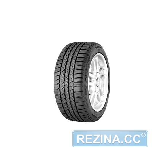 Зимняя шина CONTINENTAL ContiWinterContact TS 790V - rezina.cc