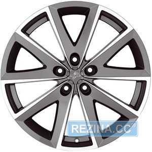 Купить FONDMETAL 7600 Titanium Polished R17 W7.5 PCD5x114.3 ET48 HUB67.2