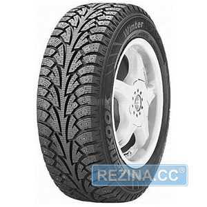 Купить Зимняя шина HANKOOK Winter I*Pike W409 175/65R14 82T (Под шип)