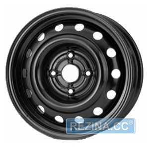 Купить KFZ 6555 Black R14 W5.5 PCD4x114.3 ET44 HUB56,5