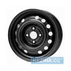 Купить KFZ 6565 Black R14 W5.5 PCD4x100 ET45 HUB56,5