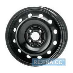 Купить KFZ 8175 Black R15 W6 PCD4x100 ET43 HUB60.1