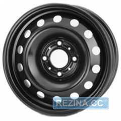 Купить KFZ 9253 Black R16 W6.5 PCD5x108 ET47 HUB65.1