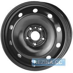 Купить KFZ 9435 Black R16 W6.5 PCD5x108 ET50 HUB60.1