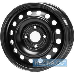 Купить KFZ 9985 Black R16 W6.5 PCD4x100 ET49 HUB60