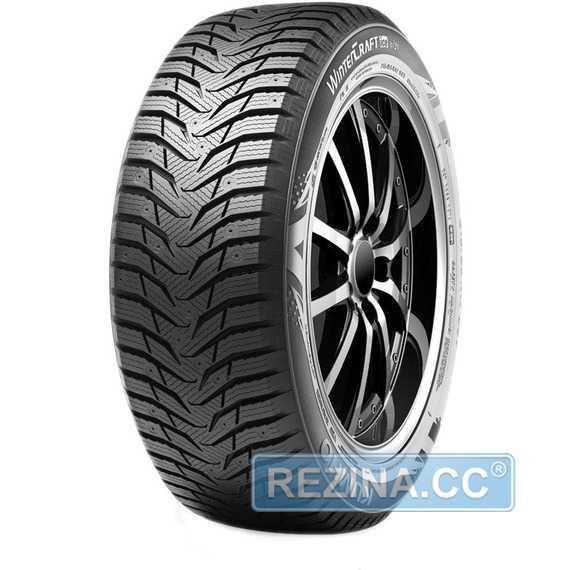 Купить Зимняя шина KUMHO Wintercraft Ice WI31 215/70R15 98T (Шип)