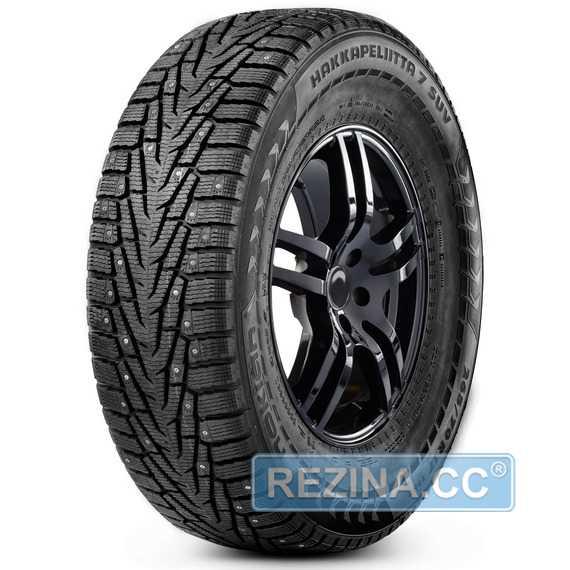 Купить Зимняя шина NOKIAN Hakkapeliitta 7 SUV 265/70R16 112T (Шип)