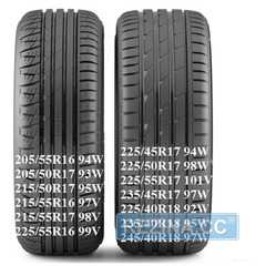 Купить Летняя шина NOKIAN NORDMAN SZ 205/55R16 94W