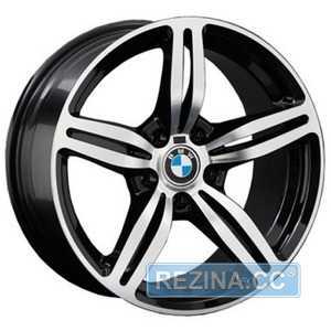Купить REPLAY B58 BKF R16 W7 PCD5x120 ET20 HUB72.6