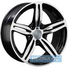 Купить REPLAY B58 BKF R19 W8.5 PCD5x120 ET15 HUB74.1
