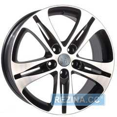 Купить REPLAY H26 BKF R18 W8 PCD5x114.3 ET55 HUB64.1