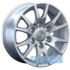Купить REPLAY MI38 Silver R16 W7 PCD6x139.7 ET38 HUB67.1