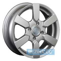 Купить REPLAY NS30 Silver R15 W6 PCD4x114.3 ET45 HUB66.1