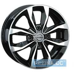 Купить REPLAY NS94 BKF R15 W5.5 PCD4x100 ET45 HUB60.1