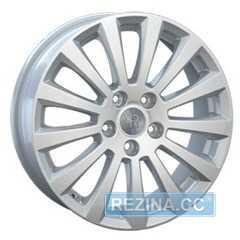 Купить REPLAY SZ22 Silver R17 W6.5 PCD5x114.3 ET45 HUB60.1