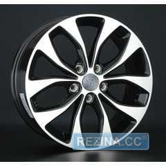 Купить Replica HND128 BKF R17 W6.5 PCD5x114.3 ET48 HUB67.1