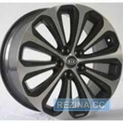 Купить REPLICA Ki141 BKF R18 W7.5 PCD5x114.3 ET46 HUB67.1