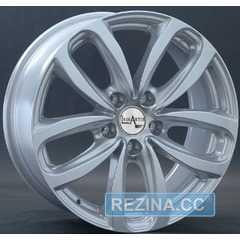 Купить REPLICA LegeArtis B123 S R18 W8 PCD5x120 ET20 HUB72.6