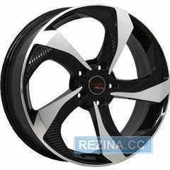 Купить REPLICA LegeArtis H513 BKF R17 W6.5 PCD5x114.3 ET50 HUB64.1