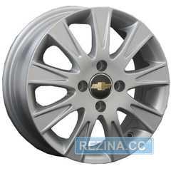 Купить REPLICA RN12 S R15 W6 PCD4x100 ET43 HUB60.1