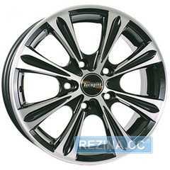 Купить TECHLINE 526 BD R15 W5.5 PCD4x100 ET45 HUB60.1