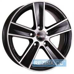 Купить TECHLINE 604 BD R16 W6.5 PCD5x114.3 ET50 HUB66.1