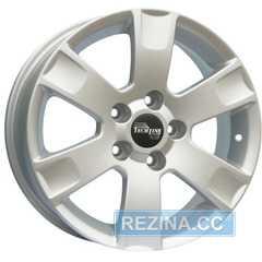 Купить TECHLINE 612 S R16 W6.5 PCD5x114.3 ET40 HUB66.1