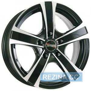 Купить TECHLINE 619 BD R16 W6.5 PCD5x112 ET38 HUB66.6