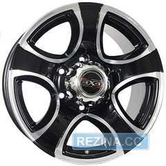 Купить TECHLINE 622 BD R16 W7.5 PCD6x139.7 ET10 HUB110.1